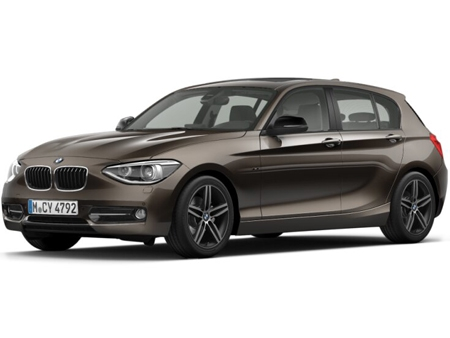 BMW 1series хэтчбек 5 дв.