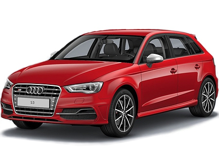 Audi S3 хэтчбек 5 дв.