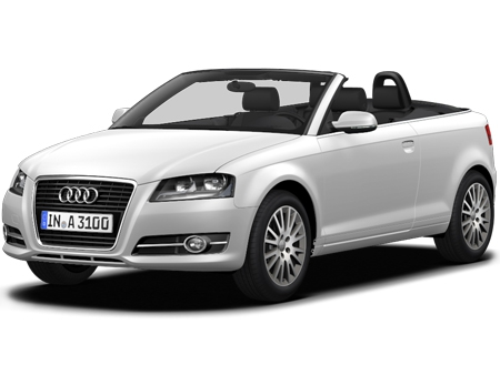 Audi A3 кабриолет 2 дв.
