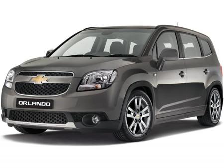 Chevrolet Orlando минивэн 5 дв.