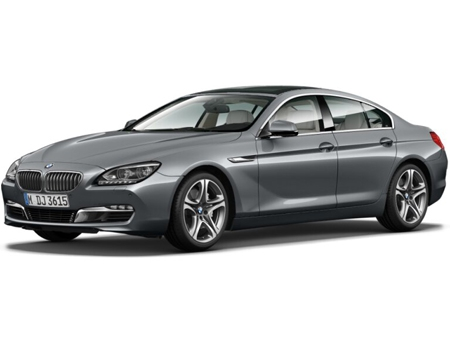 BMW 6series купе 4 дв.