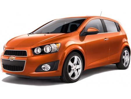 Chevrolet Aveo хэтчбек 5 дв.