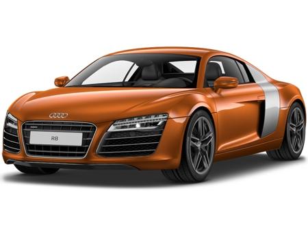 Audi R8 купе 2 дв.