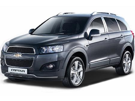Chevrolet Captiva внедорожник 5 дв.