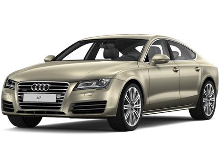 Audi A7 хэтчбек 5 дв.