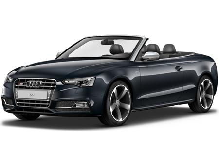 Audi S5 кабриолет 2 дв.