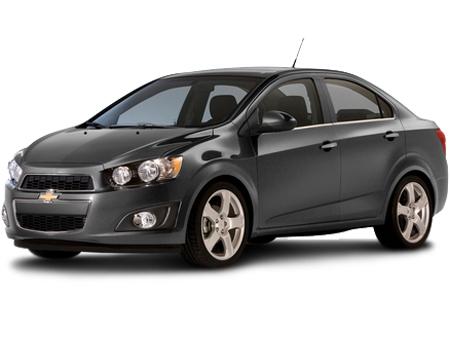 Chevrolet Aveo седан 4 дв.
