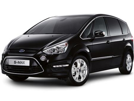 Ford S-Max минивэн 5 дв.