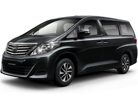 Toyota Alphard минивэн 5 дв.