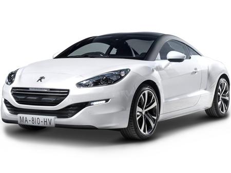 Peugeot RCZ купе 2 дв.