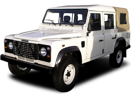 Land Rover Defender 110 пикап 4 дв.