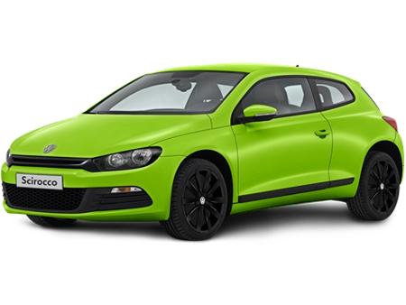 Volkswagen Scirocco хэтчбек 3 дв.