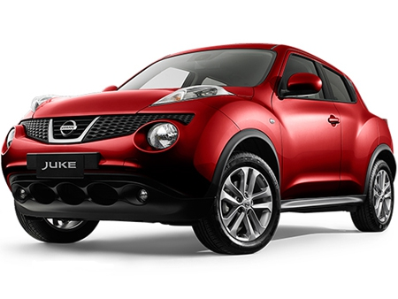 Nissan Juke хэтчбек 5 дв.