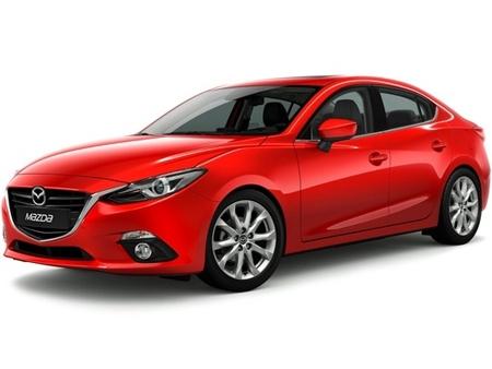 Mazda 3 седан 4 дв.