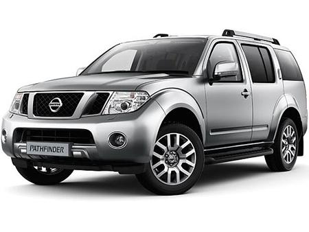 Nissan Pathfinder внедорожник 5 дв.