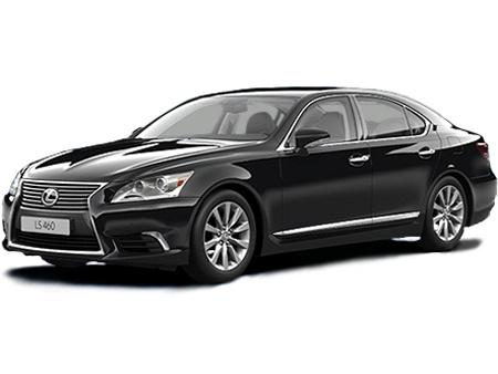 Lexus LS седан 4 дв.