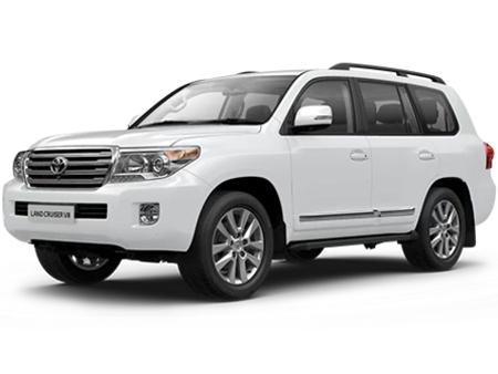 Toyota Land Cruiser 200 внедорожник 5 дв.