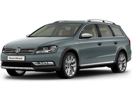 Volkswagen Passat Alltrack универсал 5 дв.