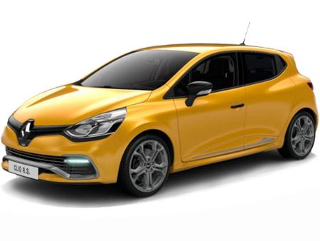 Renault Clio RS хэтчбек 5 дв.