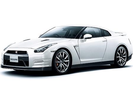 Nissan GT-R купе 2 дв.