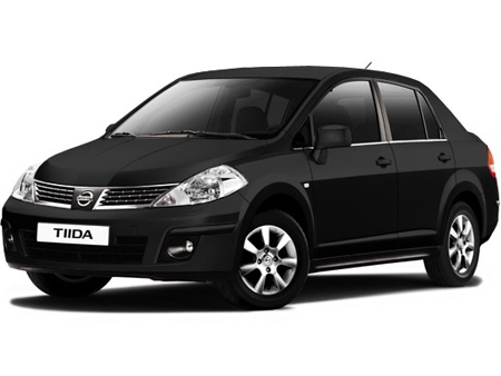 Nissan Tiida седан 4 дв.