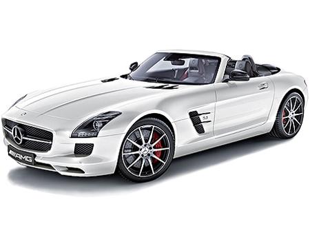 Mercedes-Benz SLS-Class AMG родстер 2 дв.