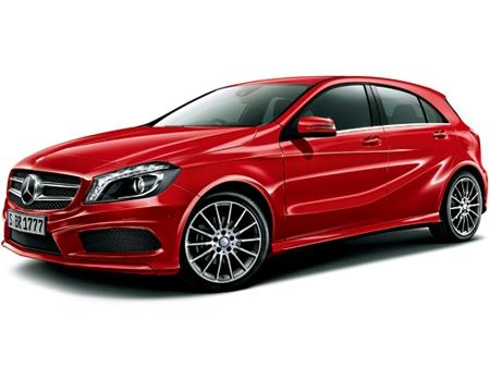 Mercedes-Benz A-Class AMG хэтчбек 5 дв.