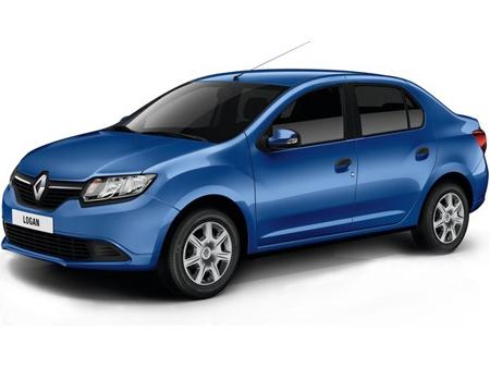 Renault Logan седан 4 дв.