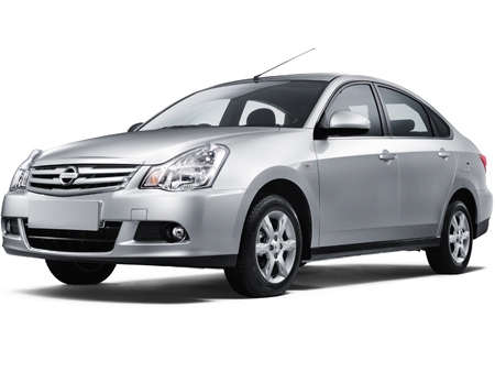 Nissan Almera седан 4 дв.