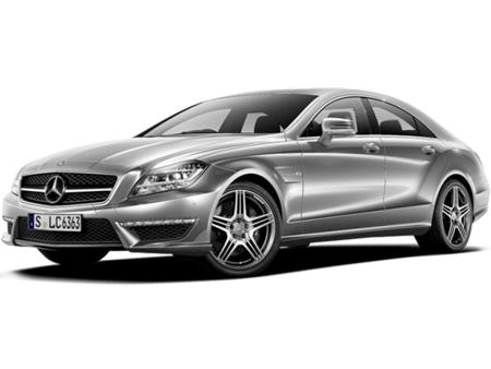 Mercedes-Benz CLS-Class AMG седан 4 дв.