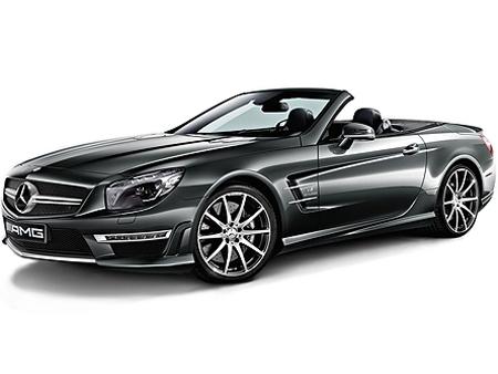 Mercedes-Benz SL-Class AMG родстер 2 дв.