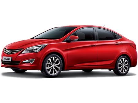 Hyundai Solaris седан 4 дв.