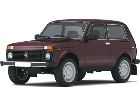 Lada 4x4 внедорожник 3 дв.