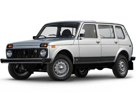 Lada 4x4 внедорожник 5 дв.