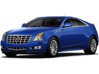 Cadillac CTS купе 2 дв.