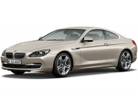 BMW 6series купе 2 дв.