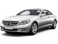 Mercedes-Benz CL-Class купе 2 дв.