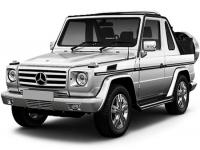 Mercedes-Benz G-Class кабриолет 2 дв.