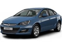 Opel Astra седан 4 дв.