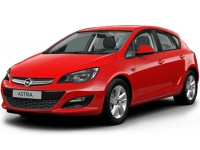 Opel Astra хэтчбек 5 дв.