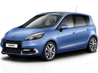 Renault Scenic минивэн 5 дв.
