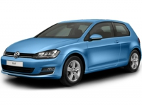 Volkswagen Golf хэтчбек 3 дв.
