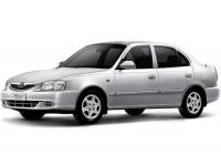 TagAZ Hyundai Accent седан 4 дв.