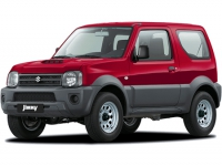 Suzuki Jimny внедорожник 3 дв.