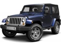 Jeep Wrangler внедорожник 3 дв.